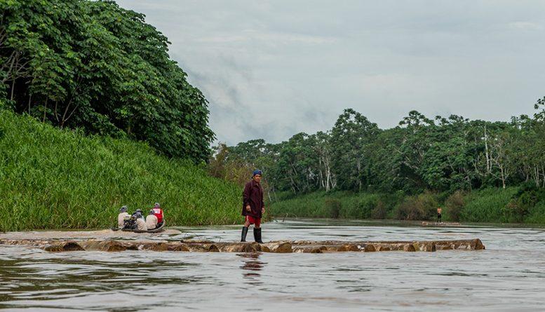 Ucayali: Buscan creación de Área de Conservación Regional Alto Tamaya-Abujao