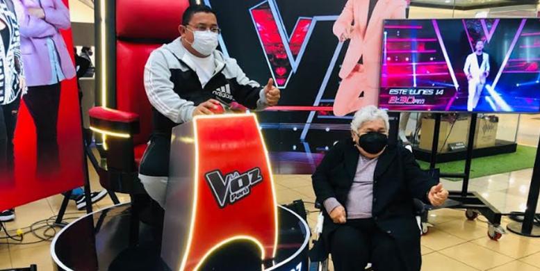 La Voz Perú calienta su estreno llevando a sus fans a conocer a los coaches del certamen