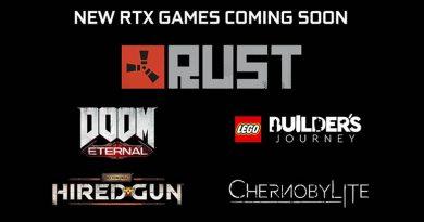 Invierno RTX! Nuevos Juegos incorporan DLSS