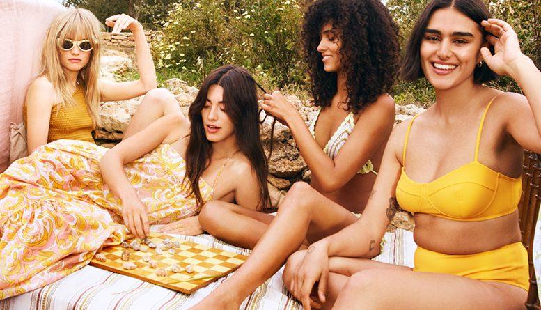 Llega a Mango la nueva colección The Sun is Everywhere
