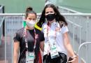 Ariana Orrego y Daniela Macías agradecen el apoyo del pueblo peruano y del IPD