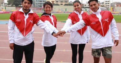 Marchistas peruanos listos para buscar las medallas en los Juegos Olímpicos Tokio 2020