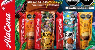 AlaCena presenta salsas en homenaje al Bicentenario del Perú