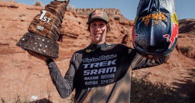 Brandon Semenuk se convierte en el primer tetracampeón del Red Bull Rampage