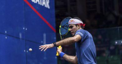Peruano Diego Elías se coronó campeón del Qatar QTerminals Classic 2021 de squash