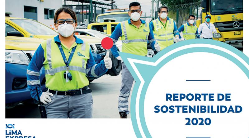Reporte de sostenibilidad 2020: 31% se redujo el índice de siniestralidad en las vías de LIMA EXPRESA en 2020