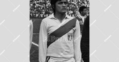 Falleció Eleazar Soria Ibarra, uno de los campeones de la Copa América 1975