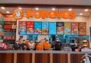 Popeyes celebra su noveno aniversario con promociones exclusivas y apertura de locales