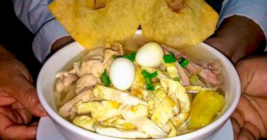 Al celebrarse próximamente su día, AHORA Huaral preparará más de cinco mil platos de Sopa García