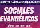 Organizaciones Sociales Evangélicas se reunieron con los Ministros de Desarrollo Social de Nación, CABA y Pcia. BA