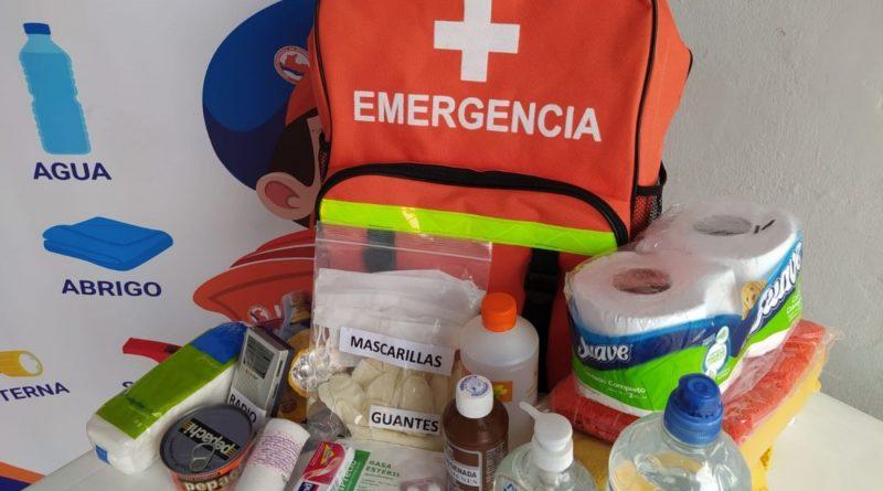¿Qué debemos incluir en nuestra mochila de emergencia?