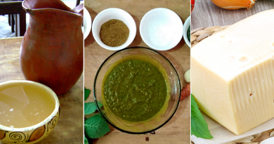 Conoce los ingredientes peruanos con sabor umami