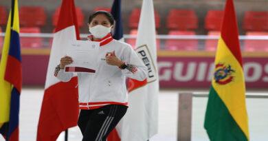 """Alexadra Grande: """"En Tokio sentí la presión de ganar  una medalla, me deprimí, pero he vuelto con fuerza"""""""