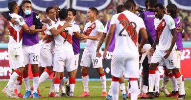 Esta es la programación de la Selección Peruana en la fecha triple de octubre