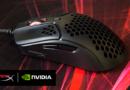El mouse HyperX Pulsefire Haste ahora es compatible con NVIDIA Reflex