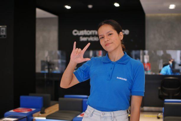 Samsung celebra el Día Internacional de las Lenguas de Señas a través de un servicio más inclusivo