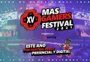 Claro y MasGamers traen en formato híbrido el MasGamers Festival 2021 presentado por Claro gaming