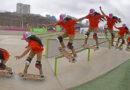 Brigitte Morales, la skater peruana de 14 años que busca hacer historia en los juegos panamericanos de Cali 2021