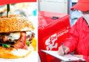 El delivery de hamburguesas creció 130% en el último año